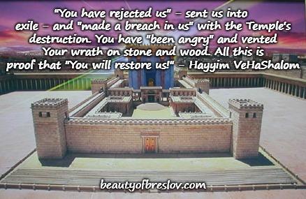 Hashem Will RestoreUs!