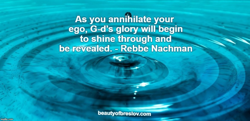 Annihilate Your Ego