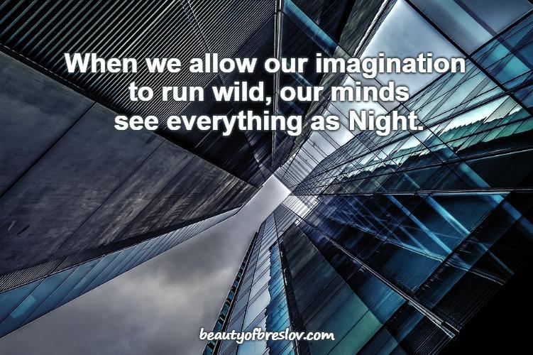 Imagination Run Wild