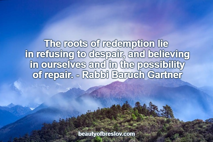 Our Personal Redemption