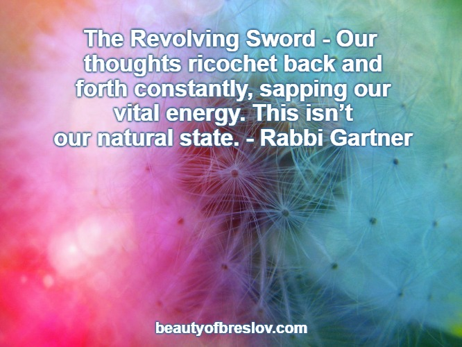 The Revolving Sword