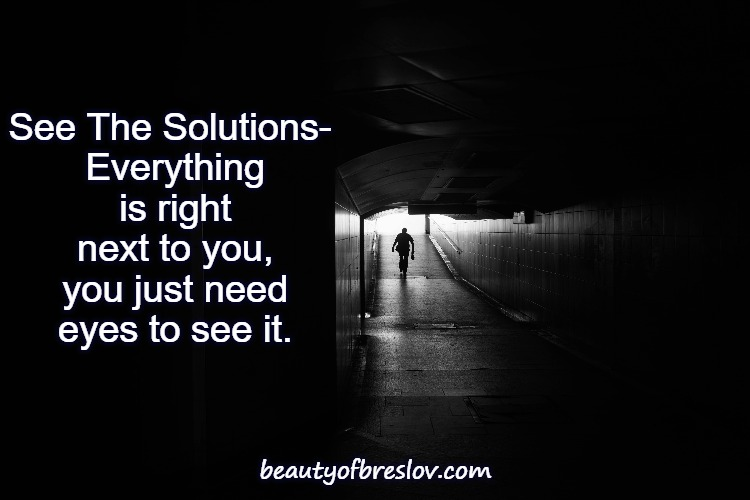 See The Solutions