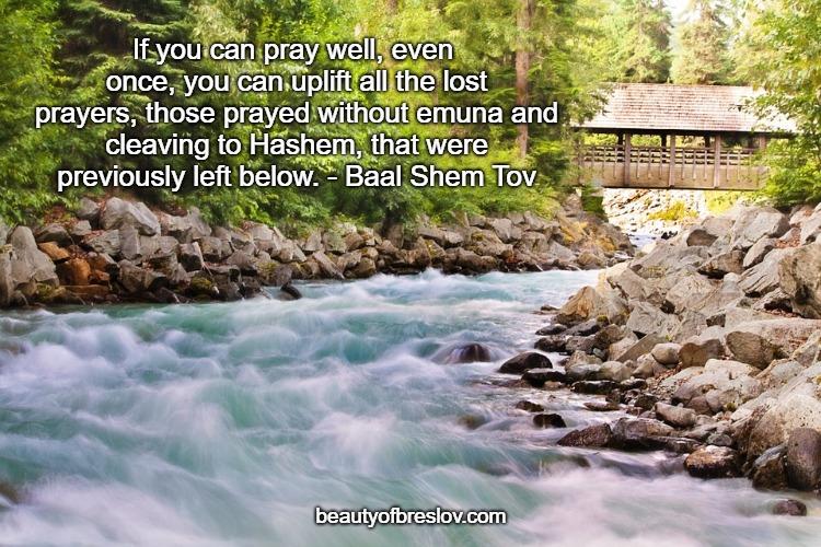 Praying Well