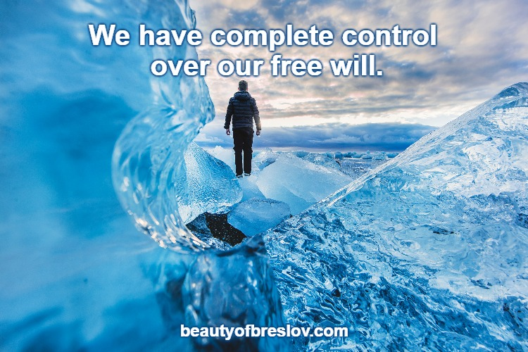 Our Free Will
