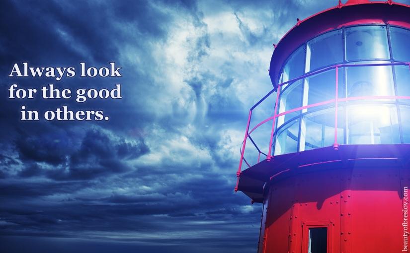 Focus on theGood