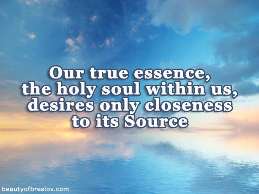 Our True Essence